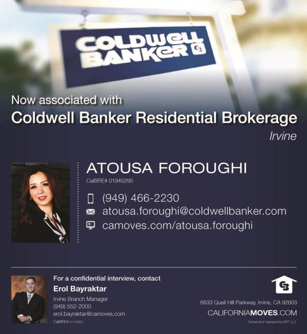 Atousa New Agent ecard