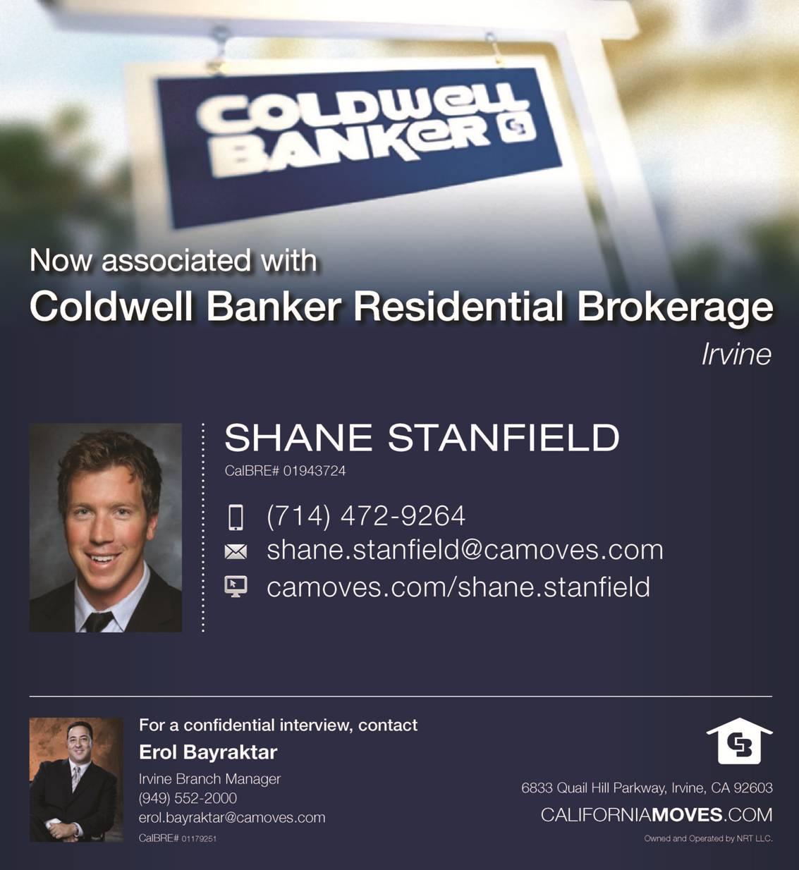 Shane Stanfield