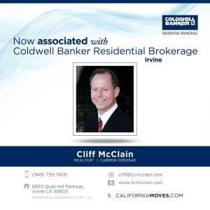Cliff McClain