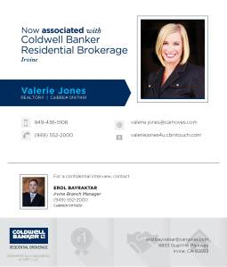 Valerie Jones Agent Announcement FB 3a